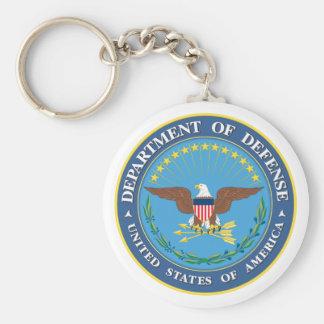 Chaveiro Departamento de Defesa - EUA