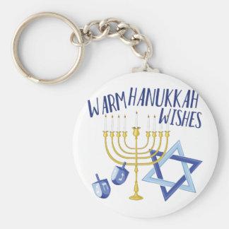 Chaveiro Desejos de Hanukkah