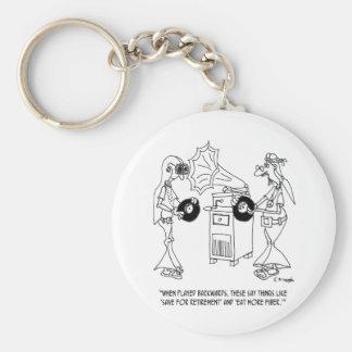 Chaveiro Desenhos animados 7597 do hippy