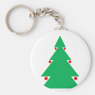 Chaveiro Design 8,5 da árvore de Natal em 8,5 o 21 de
