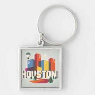Chaveiro Design de Houston, arquitectura da cidade de Texas