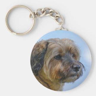 Chaveiro Design de Terrier