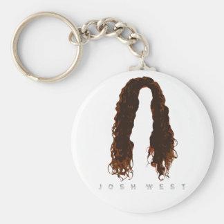Chaveiro Design do cabelo de Josh