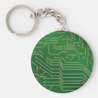 Chaveiro Design do conselho de circuito