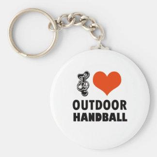 Chaveiro Design do handball