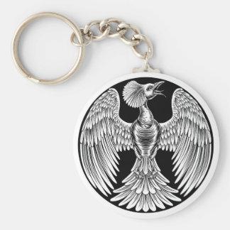 Chaveiro Design do pássaro do fogo de Phoenix