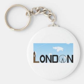 Chaveiro Dia da skyline de Londres