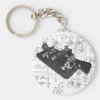 Chaveiro Diagrama esquemático chave de rádio do código