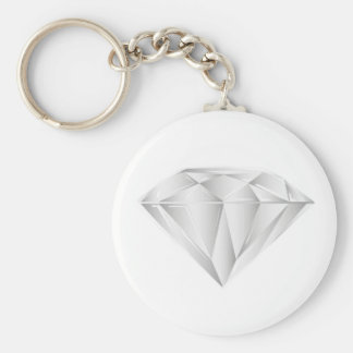 Chaveiro Diamante branco para meu querido