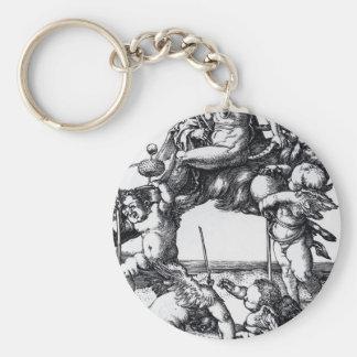 Chaveiro Die_Hexe_ (Albrecht_Dürer)