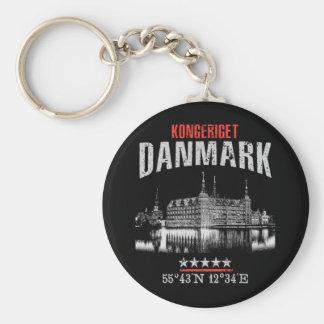 Chaveiro Dinamarca