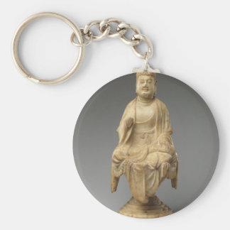 Chaveiro Dinastia de Buddha - de Tang (618-907)