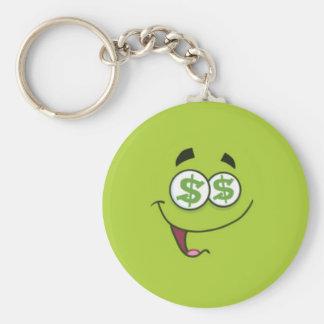 Chaveiro Dinheiro feliz Emoji