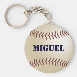 Chaveiro do basebol de Miguel por 369MyName