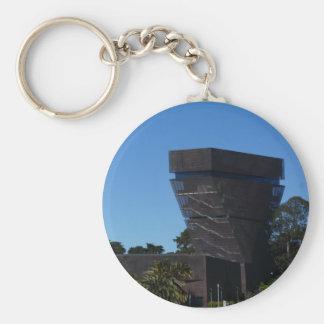 Chaveiro do botão de San Francisco de Novo Museu