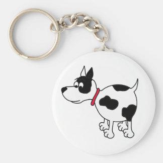 Chaveiro do cão dos desenhos animados