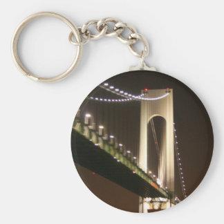 Chaveiro do close up da ponte