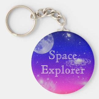 Chaveiro do explorador de espaço