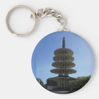 Chaveiro do pagode #3 da paz de San Francisco