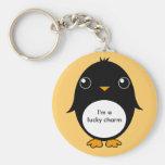 chaveiro do pinguin