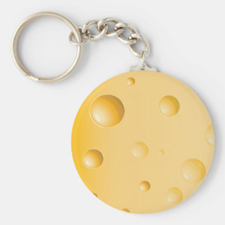 Chaveiro do queijo do Gruyère