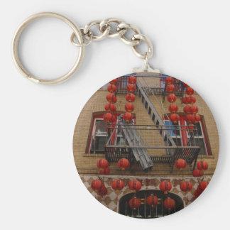 Chaveiro do templo de San Francisco Chinatown