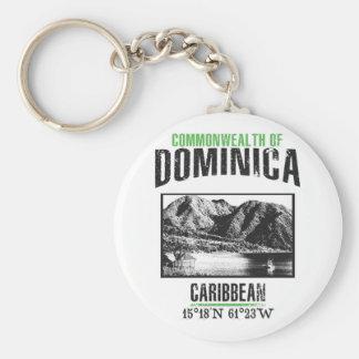Chaveiro Dominica
