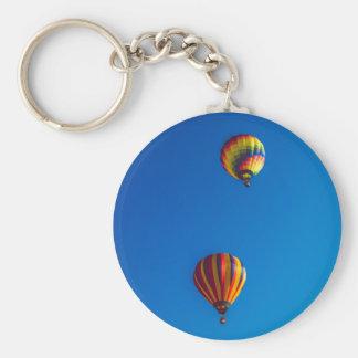 Chaveiro dos balões de ar quente