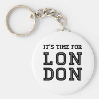 Chaveiro É hora para Londres