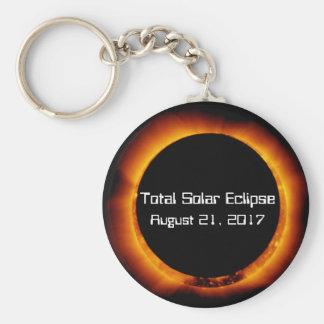 Chaveiro Eclipse 2017 solar total