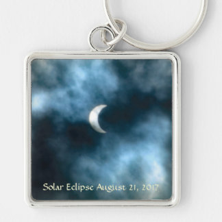 Chaveiro Eclipse solar 21 de agosto de 2017