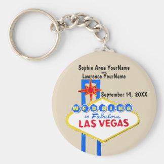 Chaveiro Economias de Las Vegas o convite da data
