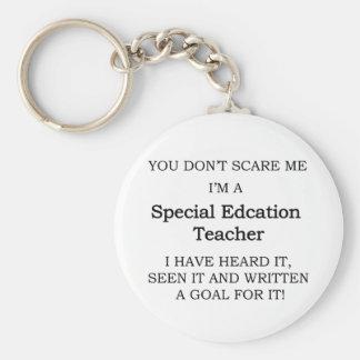 Chaveiro Ed especial. Professor
