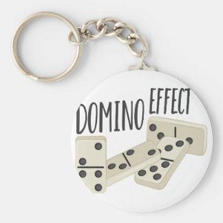 Chaveiro Efeito de dominó