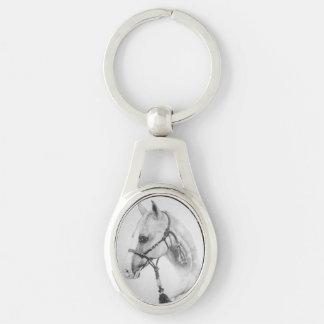 Chaveiro Égua ocidental da corrente chave do cavalo