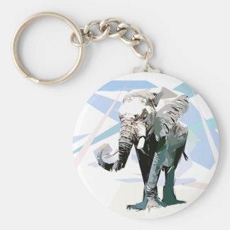Chaveiro elefante da África