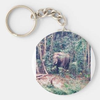 Chaveiro Elefante em Tailândia