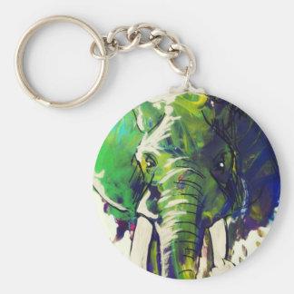 Chaveiro Elefante lunático