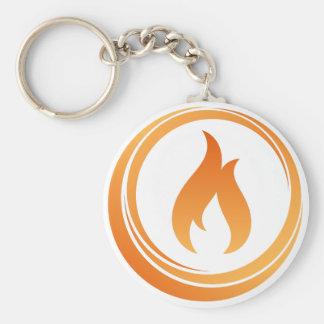 Chaveiro Elementos do fogo