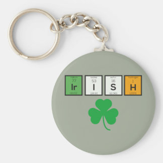 Chaveiro Elementos químicos irlandeses Zc71n