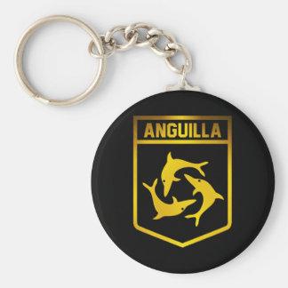 Chaveiro Emblema de Anguilla