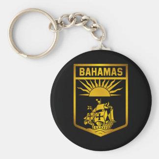 Chaveiro Emblema de Bahamas