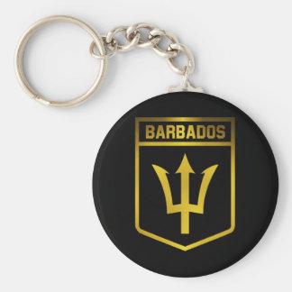 Chaveiro Emblema de Barbados