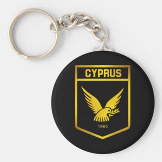 Chaveiro Emblema de Chipre