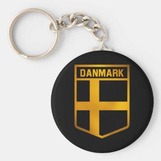 Chaveiro Emblema de Danmark