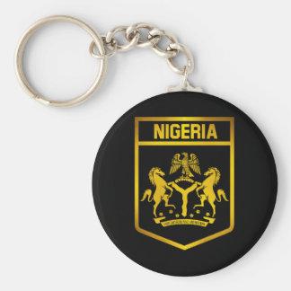 Chaveiro Emblema de Nigéria