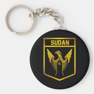 Chaveiro Emblema de Sudão