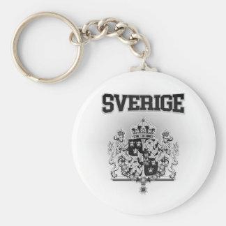 Chaveiro Emblema de Sverige