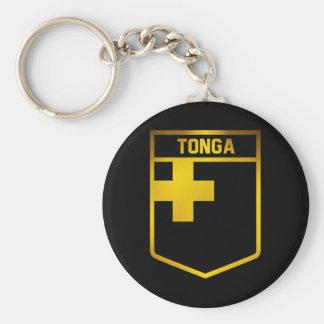 Chaveiro Emblema de Tonga