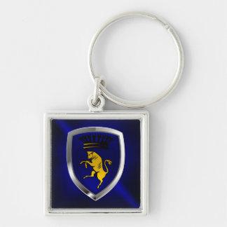 Chaveiro Emblema de Torino Mettalic